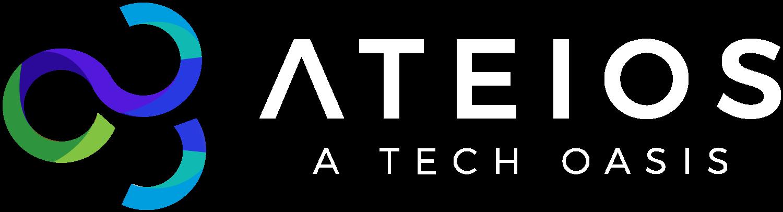Ateios white font large